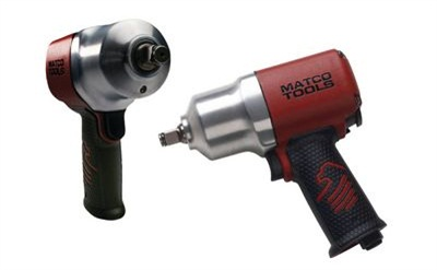 Featured at the expo was the company's ½-inch Composite Impact Wrench (MT2769).