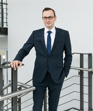Martin Wellhöffer will become the new head of automotive sales and application engineering at Mahle next April. Photo copyright Mahle International.