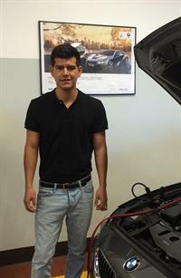 Marcos Gutierrez ofOakland, Calif., has won a $5,000 scholarship from SMP.