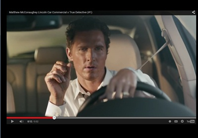 Matthew McConaughey as the king of cool? He can't compare with Steve McQueen, says Mavrigian.