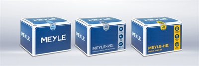Meyle's redesigned boxes will start shipping in June.