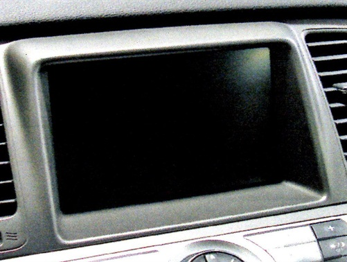 The Nav display screen may intermittently turn off.