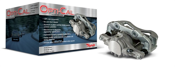 Brake Parts has added more than 100 new parts to the Opti-Cal caliper line, which now has coverage for nearly 2,000 vehicle applications.
