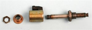 Depending on the design of the high pressure oil control valve, the valve may be disassembled and cleaned (the best cleaning method is to use an ultrasonic cleaning tank).