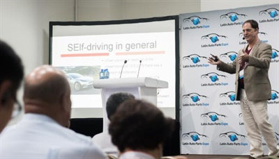 Speakers and their topics have been announced for the upcoming Latin Auto Parts Expo.