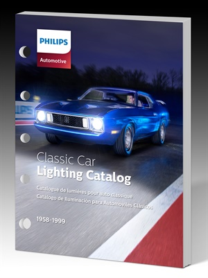 The new catalog features domestic and import applications from 1958-1999.