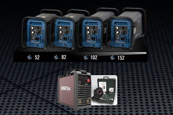 Thermal Dynamics plasma promotion enables customers to receive a free Thermal Arc 95 S Stick/TIG welder (a $341 value) with the purchase of select Cutmaster plasma cutters. The promotion runs through Dec. 31, 2012.