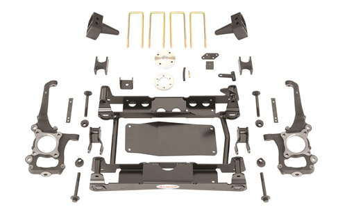Tenneco says the latest Rancho 4.5-inch suspension system for 2018-15Ford F-150 trucks offers superior strength and performance. The new suspension kit is engineered for OE-Level rit and function.
