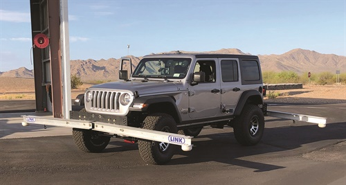 The latest Rancho performance suspension system for the 2018 Jeep Wrangler JL recently met the requirements of the U.S. Federal Motor Vehicle Safety Standard No. 126 – Electronic Stability Control Systems (FMVSS-126) test.