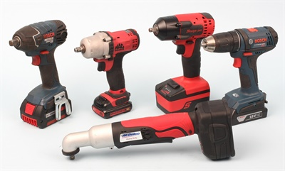 Cordless hand tools have advanced dramatically in terms of power, durability and battery life.