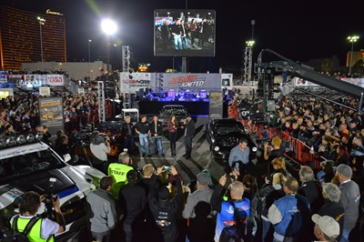 The winner of the SEMA Battle of the Builders competition will be announced Friday, Nov. 4, at SEMA Ignited, the official SEMA Show after party that is open to the general public.