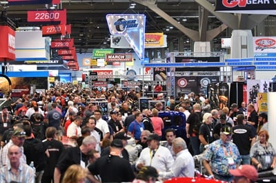 The SEMA Show is set for Tuesday-Friday, Oct. 30-Nov. 2, 2018, in Las Vegas.