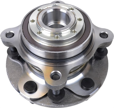 The line of SKF pre-pressed hub assemblies includes four models for popular 2003-2017 Toyota vehicles, including part number BR930981 for the Toyota Tundra pickup truck, Toyota 4Runner and Tacoma with RWD.