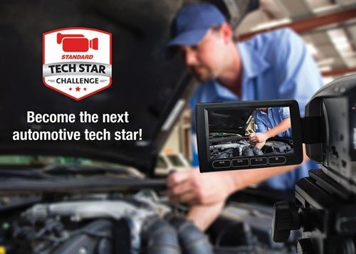 The Standard Tech Star Challenge will award one grand prize winner everything needed to start his or her own automotive-related YouTube channel.