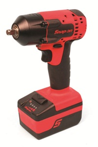 The new Snap-On CT8810A impact gun features a 3/8-inch-drive and provides a rated 325 ft.-lbs. loosening torque.
