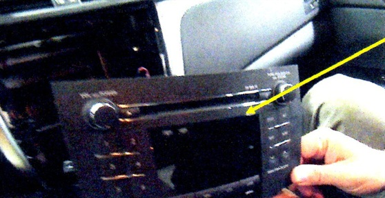 An intermittent or failed radio tuner display is likely not caused by a faulty tuner.