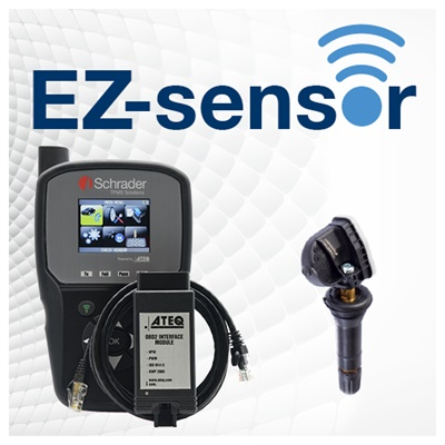 The Schrader bundle special includes five years of tool software updates and OBDII connection capabilities.