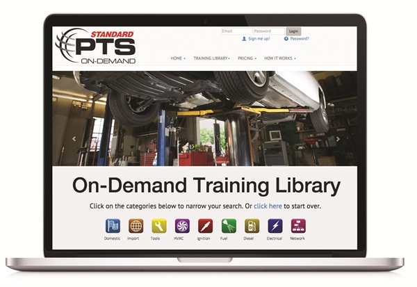 SMP's PTS training program is now available via an annual subscription package.