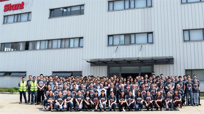 Stant recently celebrated its 120th anniversary with members of its Suzhou, China, team.