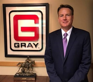 Stet Schanze of Gray Manufacturing Co. was elected to a third term as chairman of the Automotive Lift Institute board of directors at ALI's recent annual meeting.