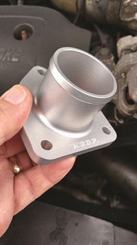 Aftermarket billet aluminum housings are a good upgrade. They won't distort, and the anodized aluminum won't rot.