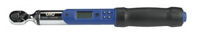 OTC's digital torque wrench has a 1/4-inch drive. (Courtesy of OTC)
