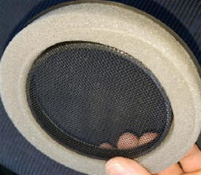 Check the filter screen for cleanliness and clean as needed.
