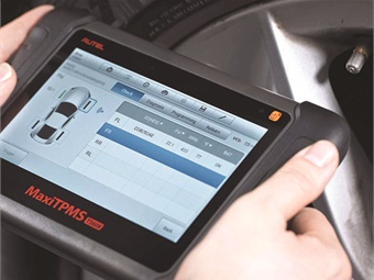 Scan tools are available to allow activating, reading and relearning all known TPMS sensors.