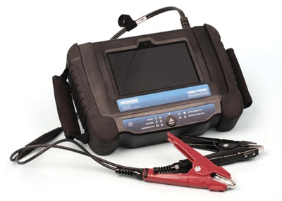 The Midtronics DSS-7000 with a built-in camera is a serious professional level battery/starting/charging system tester.
