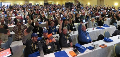 Last year, the event drew 30 vendors who gave away over $50,000 in tools to attendees.