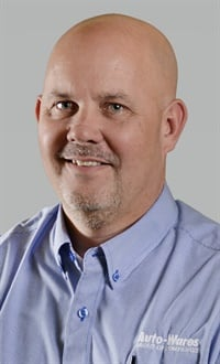 Terry Collins is general manager at Auto-Wares Group of Companies.