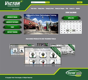 Victor Technologies open, web-based learning system provides extensive cutting and welding training resources. The site can be accessed without a log in, and it is easily searchable by brand, process or keyword.