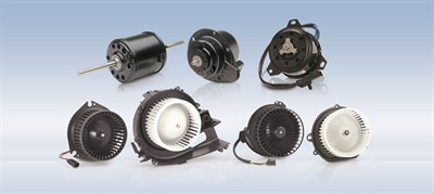 Continental's VDO blower motors are designed for direct replacement on domestic and import cars, light trucks, vans, and SUVs.