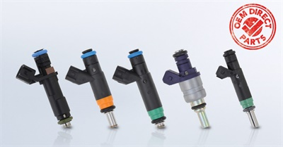 Continental says VDO OEM Direct Fuel Injectors offer OE quality, dependable performance and competitive pricing.