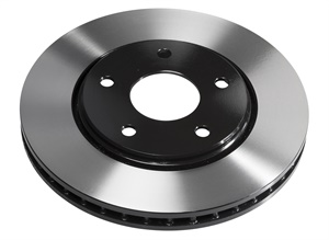 Wagner Brakes' E-Shield rotor. (Courtesy of Wagner Brake)