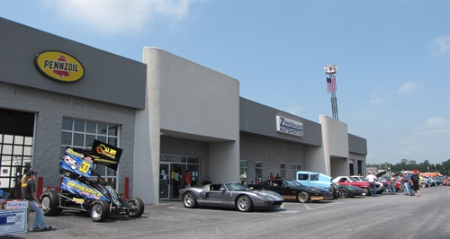 Zimmerman's Automotive is now in a 20,000-square-foot building housing 12 service bays and a two-bay quick-lube oil change center.
