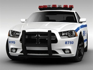Extreme-duty emergency vehicles require optimum braking performance and consistent reliability. Whenever servicing any emergency vehicle, such as a police car, don't scrimp on rotors or pads... always use the specific materials specified for the application.