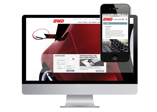 SMP has redesigned its BWD brand website with responsive architecture and a parallax-scrolling design.
