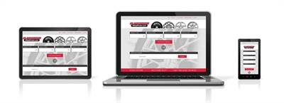 Blackburn'supdated website now allows a search for center caps along with wheels and hubcaps.