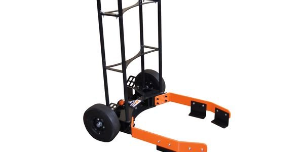 Improvements to the Tire Rider Tuff tire cart include a steel spring mechanism, instead of a gas...