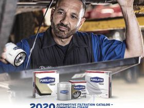 PurolatorTech 2020 Catalog is Now Available