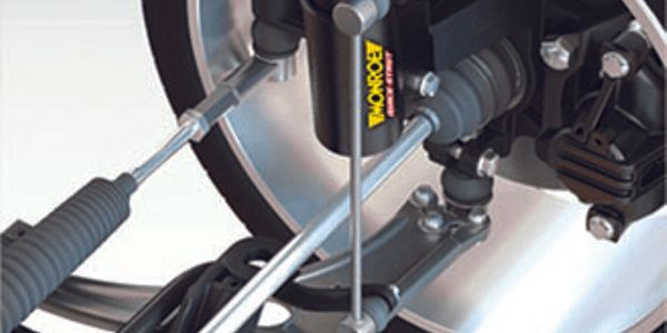 A front strut assembly is responsible for supporting vehicle weight, damping suspension travel...