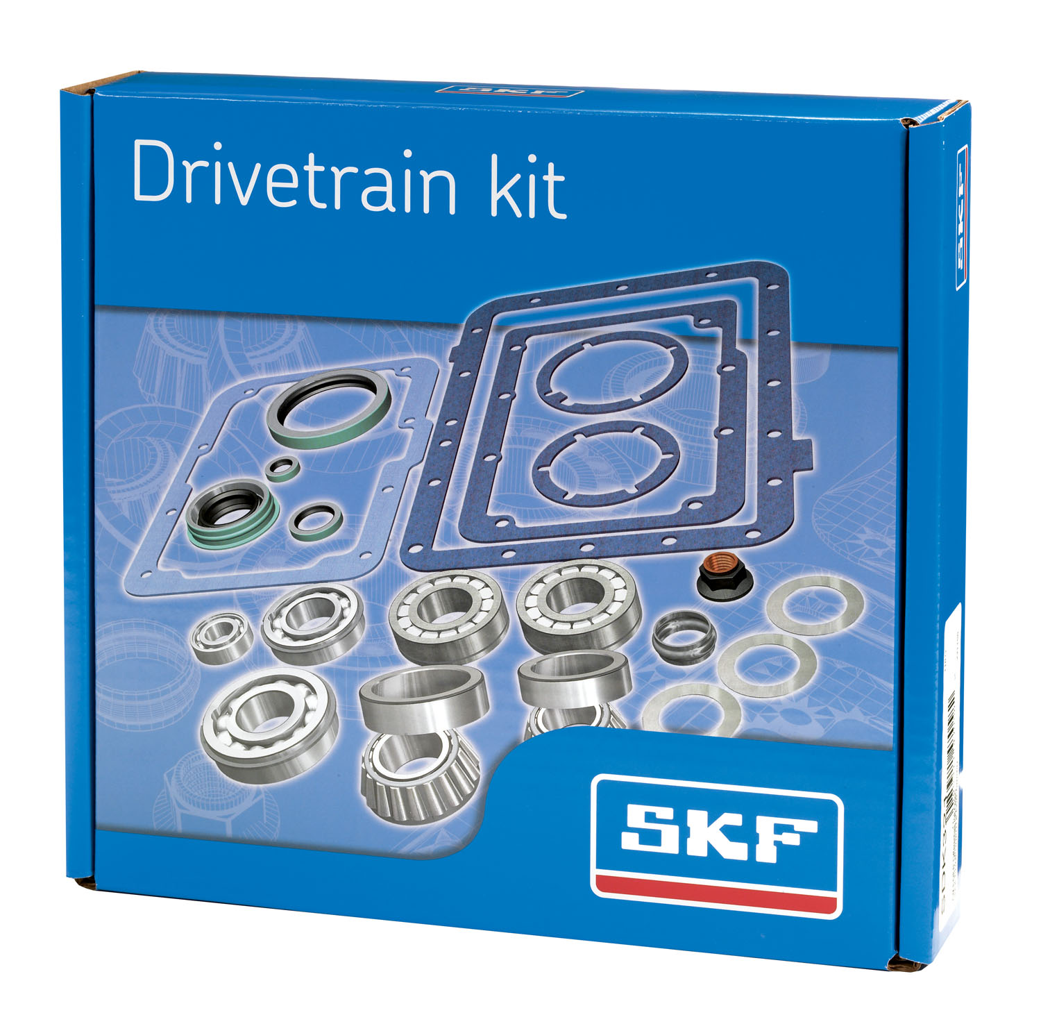 SKF adds 31 new differential kits to drivetrain line