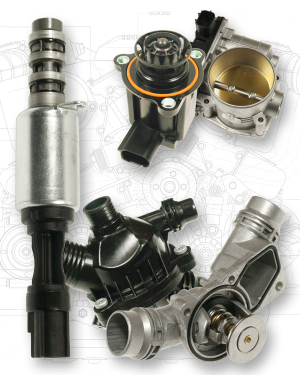 Expanded line of TechSmart Enhanced Engine Management Parts