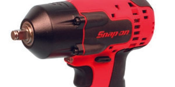 The new Snap-On CT8810A impact gun features a 3/8-inch-drive and provides a rated 325 ft.-lbs....