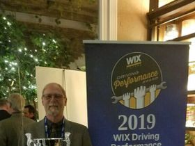 Bumper to Bumper Certified Service Center Wins WIX Award