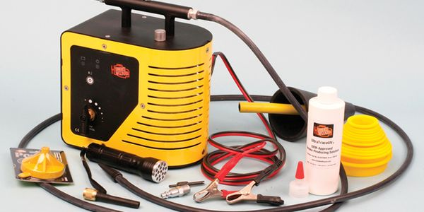 The GDL-50 Diagnostic Smoke Vapor Machine includes everything needed to perform general-system...