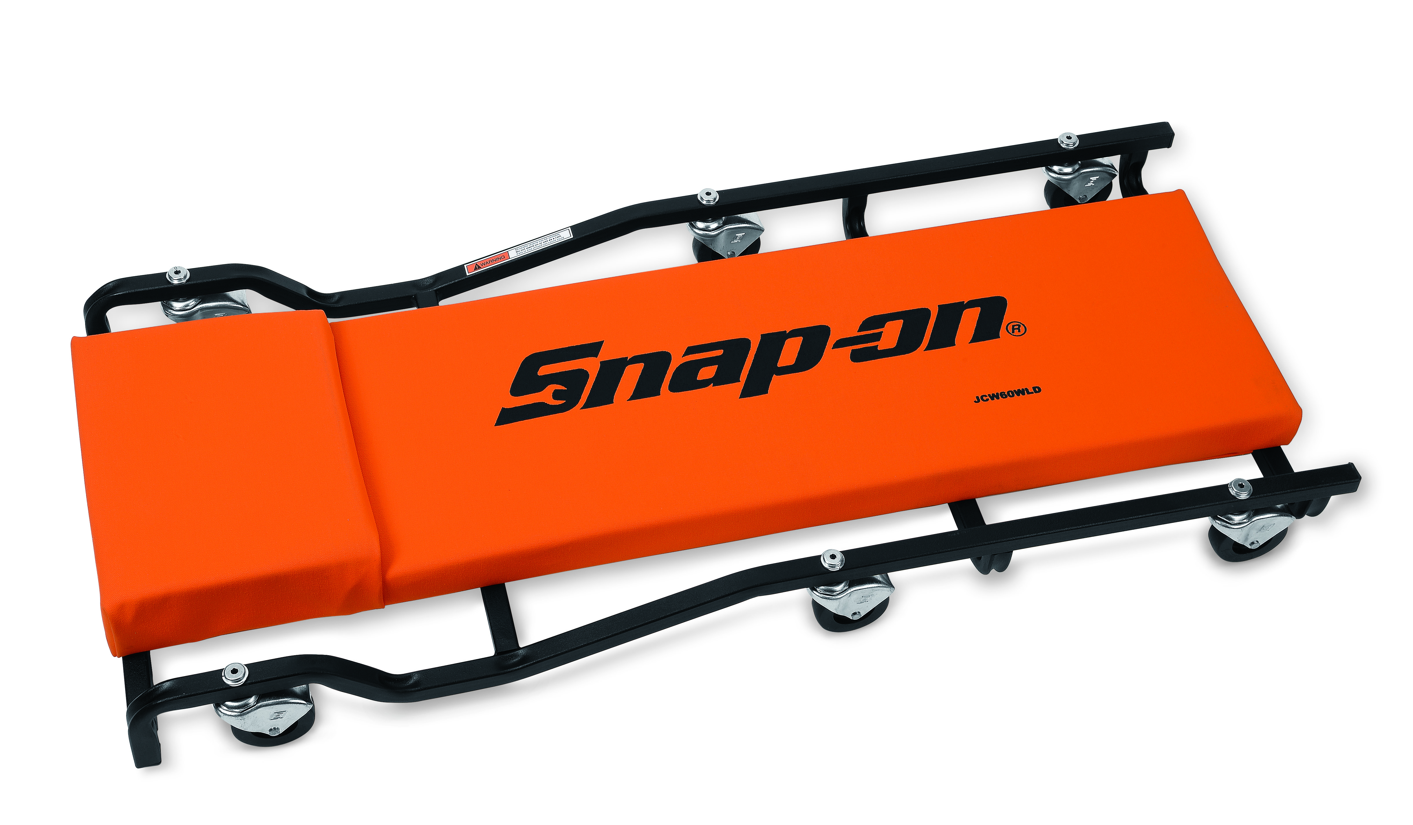Snap-on Welding Creeper is designed for safety