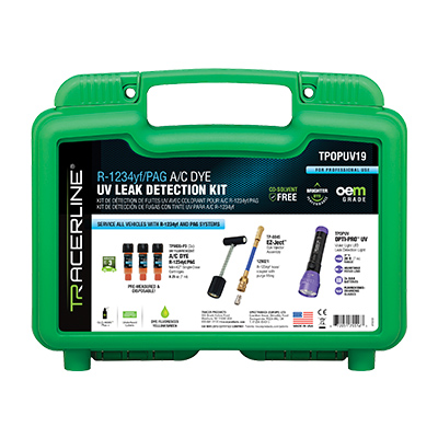 Tracer Products Offers Leak Detection Kit