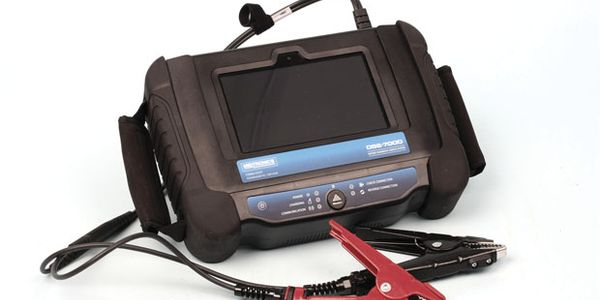 The Midtronics DSS-7000 with a built-in camera is a serious professional level...